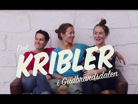 Krible design – Det Kribler i Gudbrandsdalen