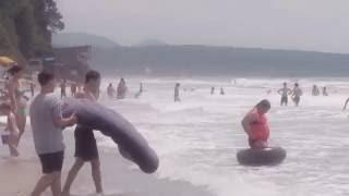 видео Песчаные пляжи Краснодарского края