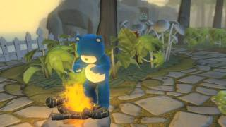 [360-PS3] Naughty Bear - The Book of Naughty: Camp Fire (HD)