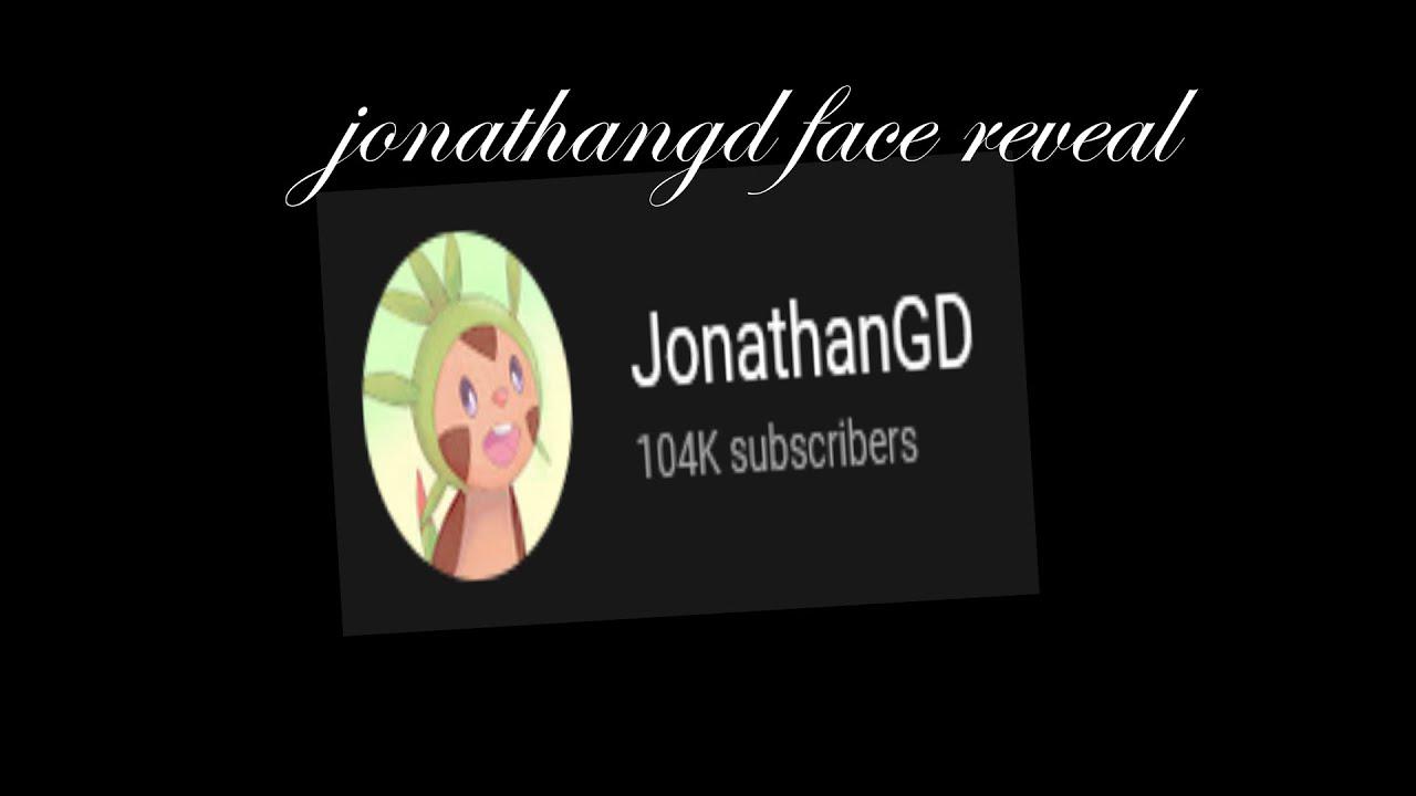 jonathangd face reveal?