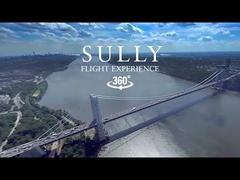 Watch A Helicopter Retrace Sully S Landing In The Hudson
