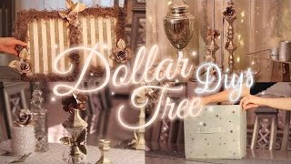 4 AMAZING Dollar Tree DIYs for Home and Weddings