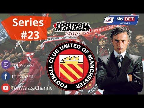 Series #23 [FC United of Manchester] - เริ่มฤดูกาลกับ Sky Bet League 2 ลีคมืออาชีพแล้ว เย้ !!!