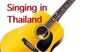 My First and Last Gig in Thailand
