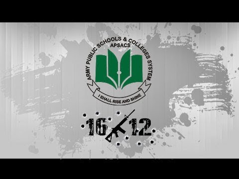 Third Anniversary of APS Massacre Being Observed Today
