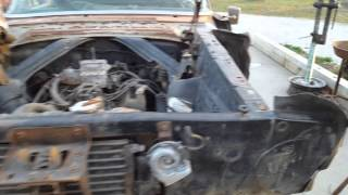 1965 comet I'm parting out