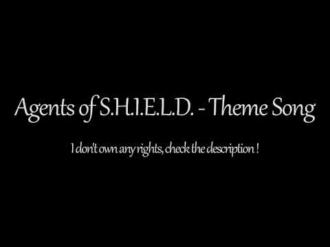 Agents Of S.H.I.E.L.D. - Theme Song (1 Hour)