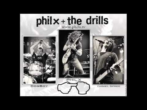 Phil X & The Drills - Playing Fair