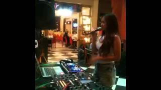 Melly Shu Live PA @ Citos Jakarta Sweet Nothing