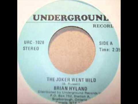 Brian Hyland - The Joker Went Wild (1966)