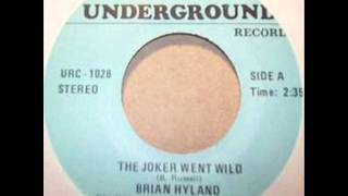 Brian Hyland - The Joker Went Wild (1966)