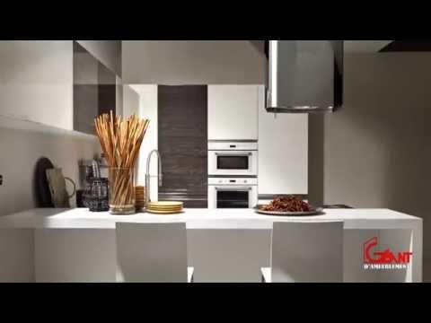 Geant d 39 ameublement modeles venere youtube - Cuisine geant d ameublement ...