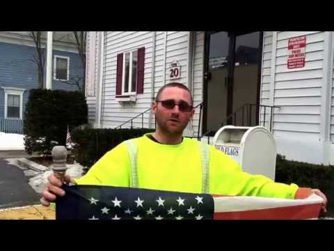How To Properly Dispose Of The American Flag