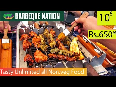 Barbeque Nation -  indian lunch buffet restaurant !