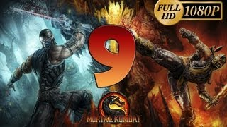 Mortal Kombat 9 Komplete Edition - Gameplay PC Parte 9 | Modo Historia Capitulo 9 Kitana | Walkthrough Español HD 1080p