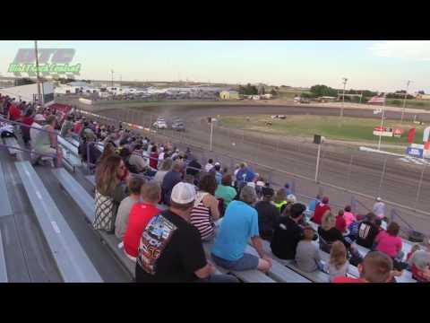IMCA Stock Car Heats RPM Speedway 8-27-16