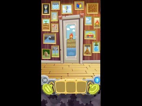 100 Doors Cartoon Level 23 Walkthrough Solution