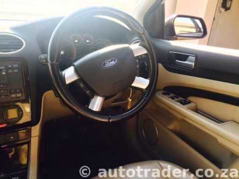 2006 FORD FOCUS 2.0 TDCi Ghia 5dr Auto For Sale On Auto Trader South Africa