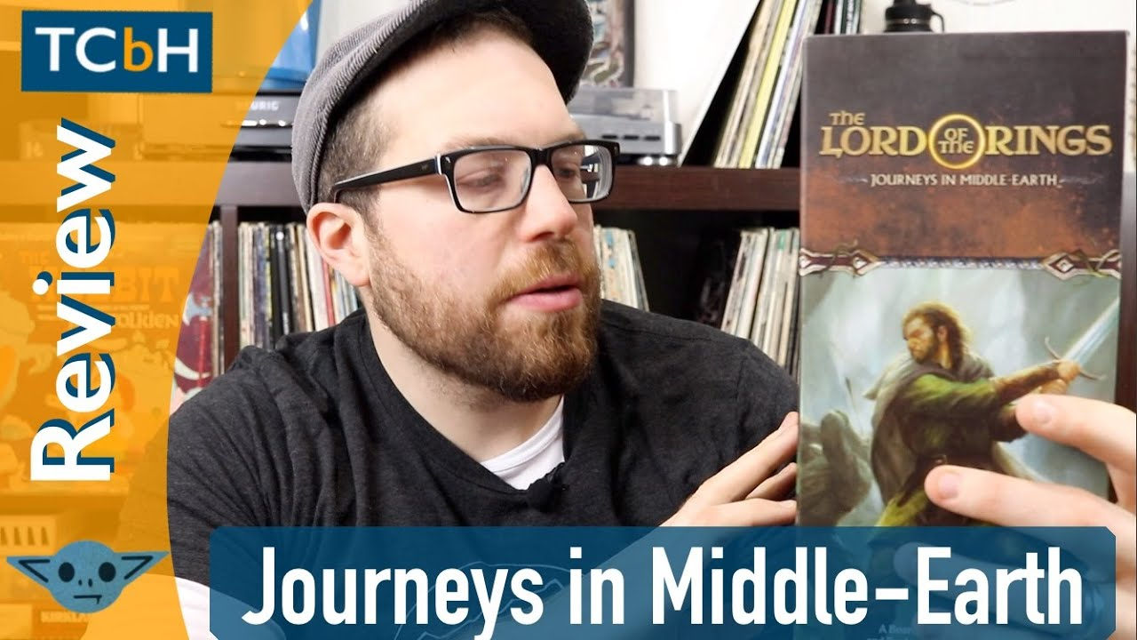 My Journeys in Middle-Earth Review (The Cardboard Herald - TL; DW in comments) image