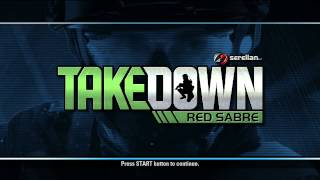 [Xbox 360] Takedown: Red Sabre (Gameplay)