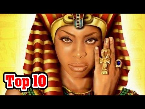 Top 10 EGYPTIAN Gods and Goddesses