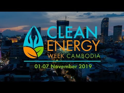 Celebrating Cambodia's Clean Energy Success 2019