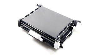 Як очистити лазерного принтера передачі пояси
