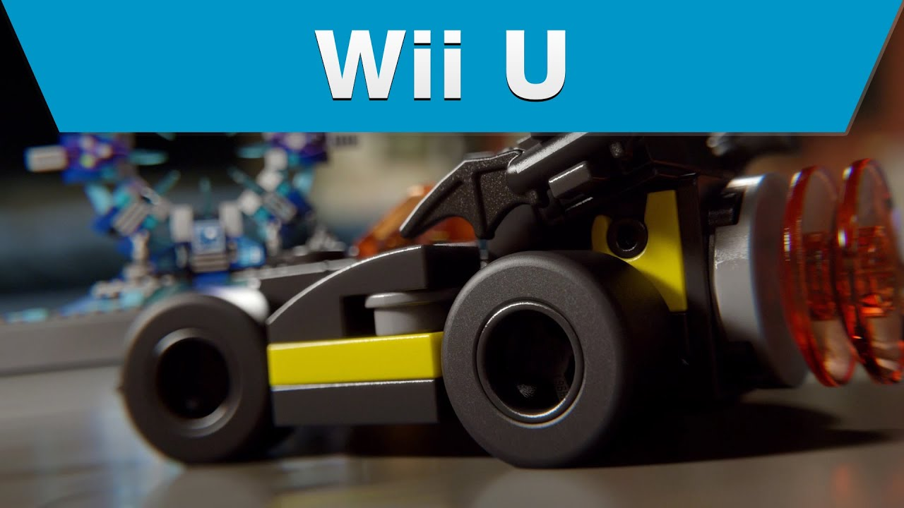 Wii U Lego Dimensions Official Announce Video Extended Cut