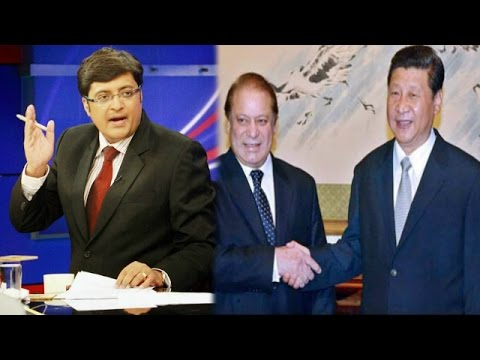 The Newshour Debate: China Lobbying via Pakistan? - Full Debate (25th Nov 2014)