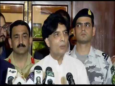 Will be clear soon whether there'll be one MQM, two or three: Nisar