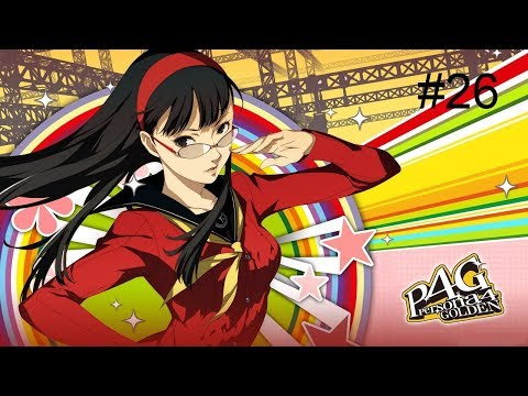 Persona 4 Golden Let's Play/Playthrough #26 Yukiko Confesses Her Love To Me, She Is My Girlfriend