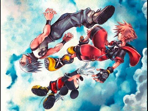 Kingdom Hearts 2.8 Dream Drop Distance All Cutscenes (Game Movie)