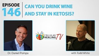 Can you drink wine and stay in ketosis? - CHTV 146