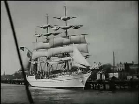 Kiel die Stadt der deutschen Kriegsmarine (1936)
