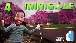 Work With Me Golf Gods! (Mini Golf #4)