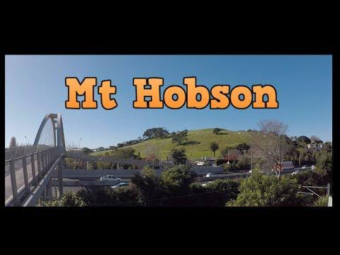 Mt Hobson Auckland Volcanos (Part 3)