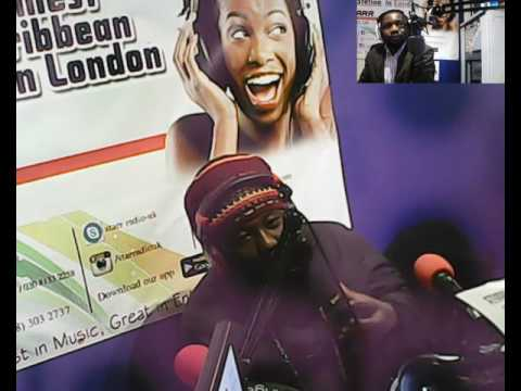 BLAKK RASTA on STARR RADIO UK - KUCHOKO PROMO - FULL
