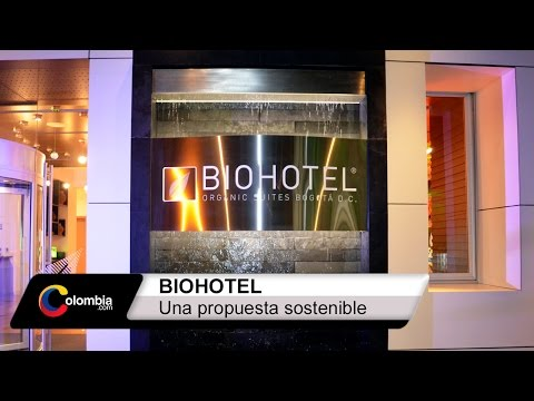 Biohotel en Bogotá
