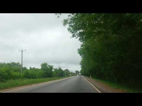 Somewhere from Accra to Akosombo, Ghana
