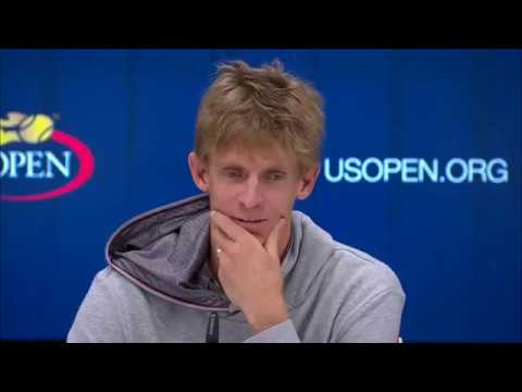 Kevin Anderson - Press Conference after Losing US Open Final 2017