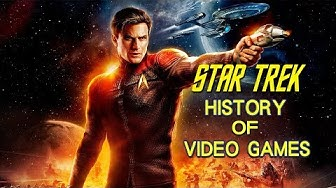 History of Star Trek Games (1971-2017) - Video Game History