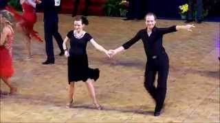 Rhythm Ballroom Competition at 37 Weeks Pregnant