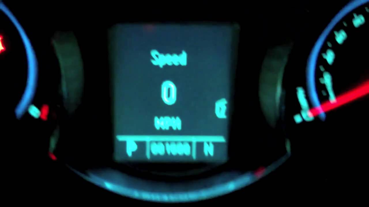 2011 Chevrolet Cruze Night Review
