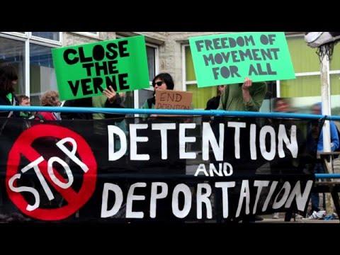 Close The Verne - End Detention