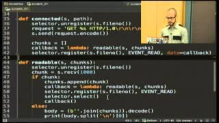 How Do Python Coroutines Work?