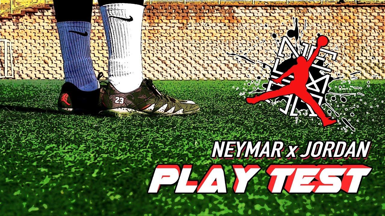e1595932d Play Test  Hypervenom Phinish Neymar X Jordan