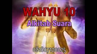 WAHYU 10
