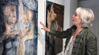 Exhibition at Galerie Espen Art Denor in Cannes 2017