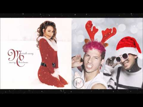 SHROOM - Twenty One Pilots VS Mariah Carey 'Ride For Christmas' Mashup [Listen]