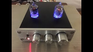Nobsound HiFi 6J1 Vacuum Tube preamp